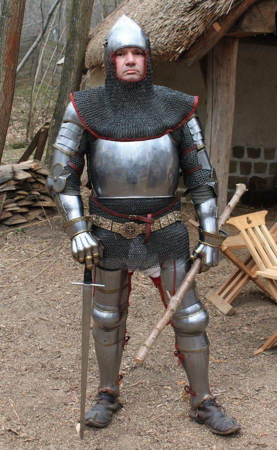 Reconstrucción de armadura completa, C 1400.