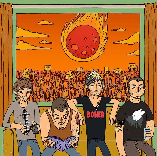 All Time Low - Album Art for