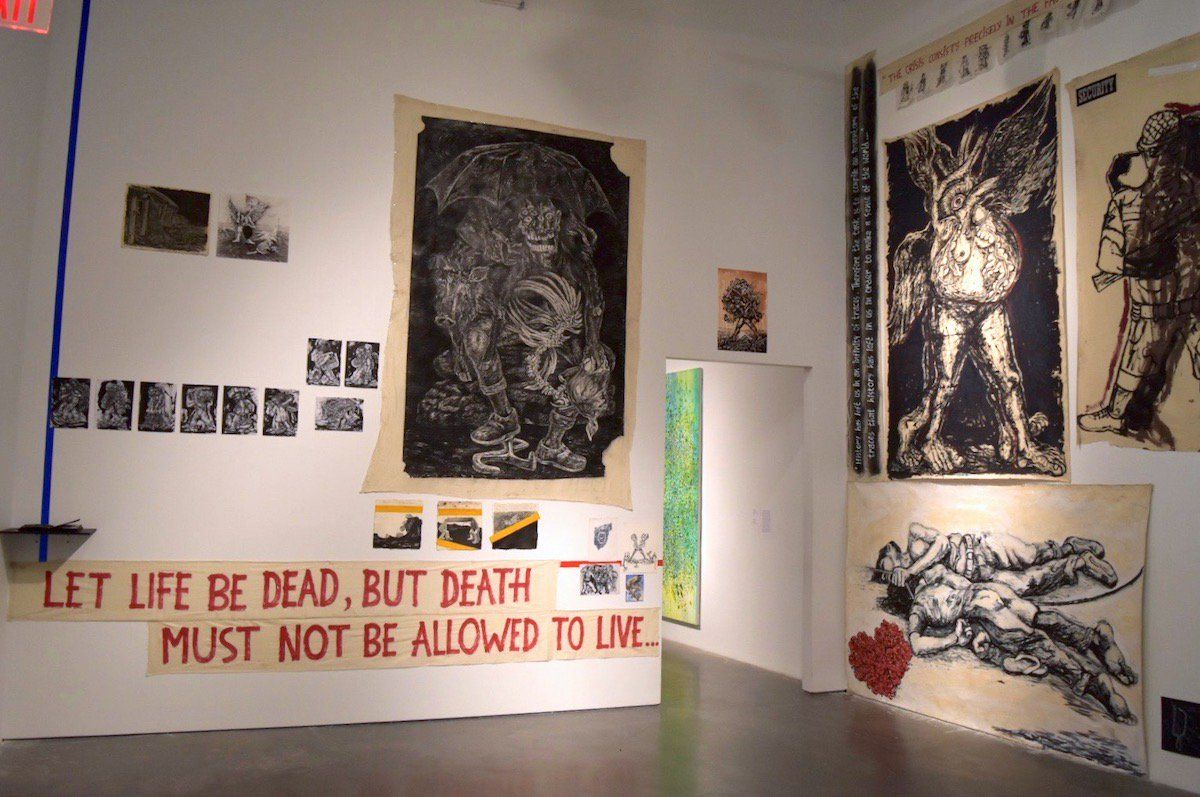 How The New Museum S Triennial Sabotages Its Own Revolutionary Mission Sabotage