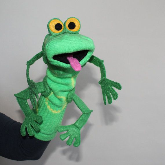 Fenton the fun loving and fabulous frog Sockett will have you ...