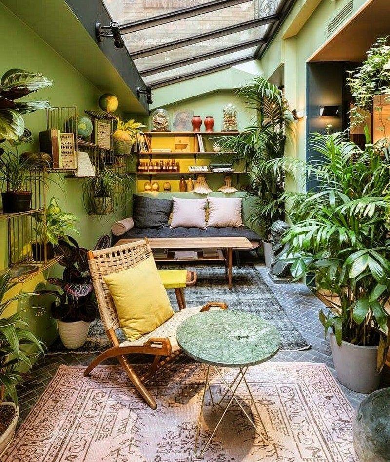 Bohemain Stylish Home Decoration Maison En 2019 Deco Jungle