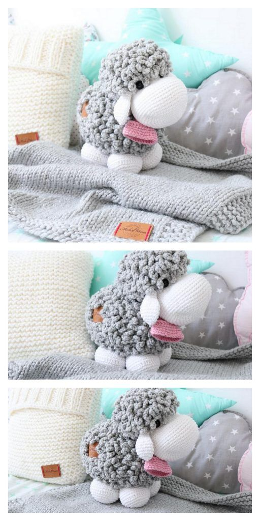 Amigurumi Tiny Sheep Free Pattern – Free Amigurumi Patterns