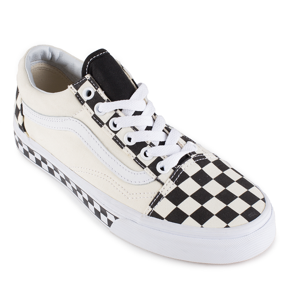 148c847f228ab4 The Checker Sidewall Old Skool
