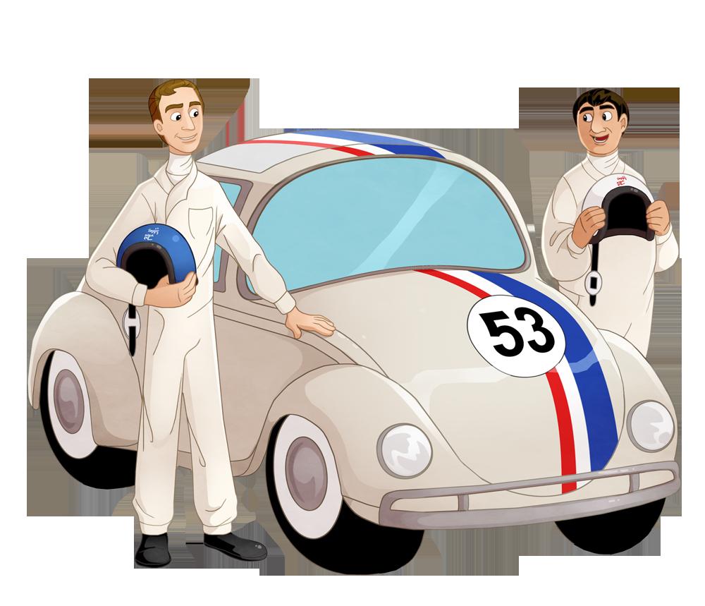 You Wanna Know The Secret Of The Little Car By Zimeta Deviantart Com On Deviantart Awwww This Is The Best Herbie Fanart I Ve Ev Car Cartoon Disney Art Disney [ 859 x 1000 Pixel ]
