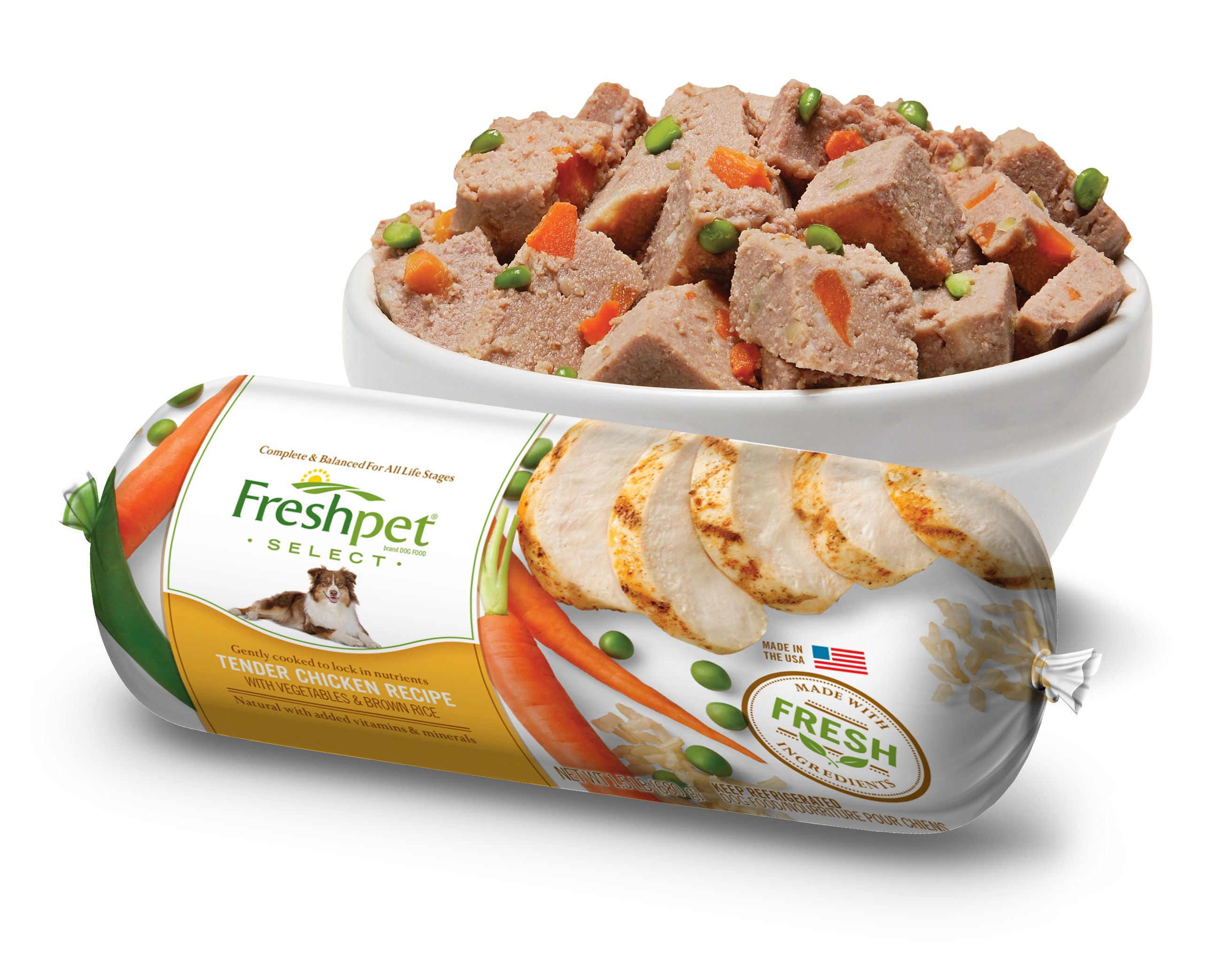 Refrigerated Wet Cat Food
