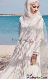 Hijab Brautkleider 2018 Top Trend Models
