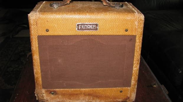 Tweed 1954 Fender Champ | Reverb