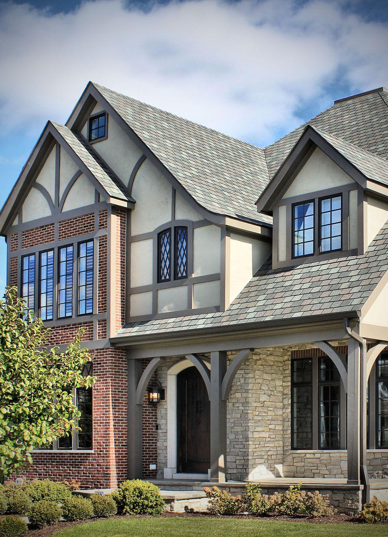 Pin By Shanna Page On Home Home Inspiration Brick Siding Brick Cladding House Siding