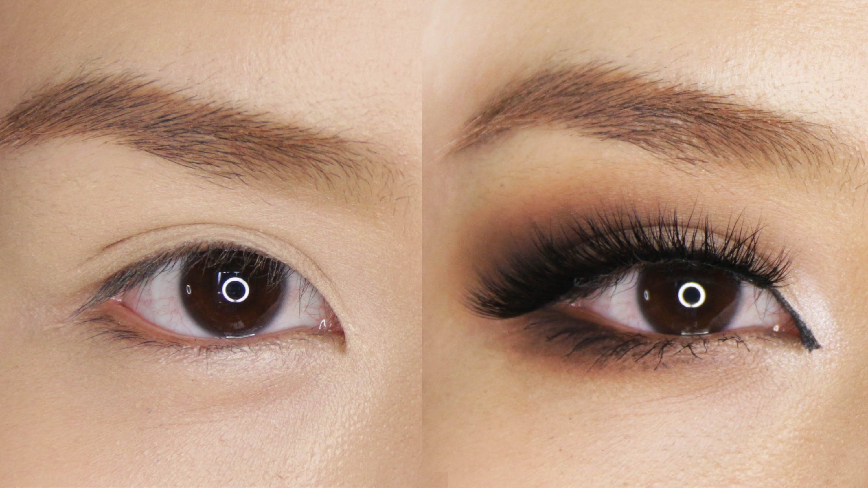 Httpatvnetworks smokey eye makeup for hooded or asian httpatvnetworks smokey eye makeup for hooded or baditri Images