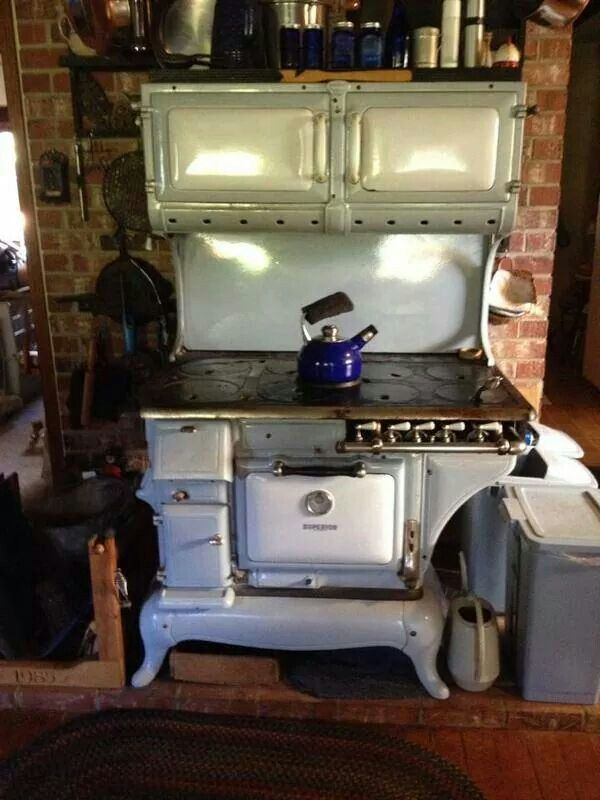 Vintage Stoves, Antique Kitchen Stoves