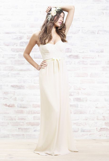 468ca4732d 57 Stunning White Bridesmaid Dresses For Every Style | Wedding ...