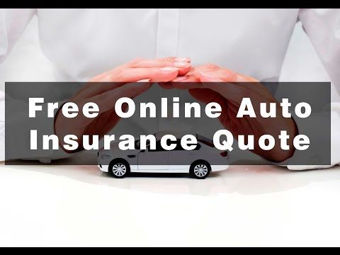 Free Car Insurance Quote Online WATCH VIDEO HERE Httpbestcar Interesting Car Insurance Quotes Online Free