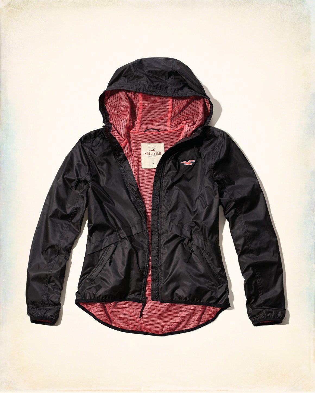 Lightweight Packable Windbreaker Outerwear Jackets Windbreaker Girls Jacket [ 1450 x 1160 Pixel ]