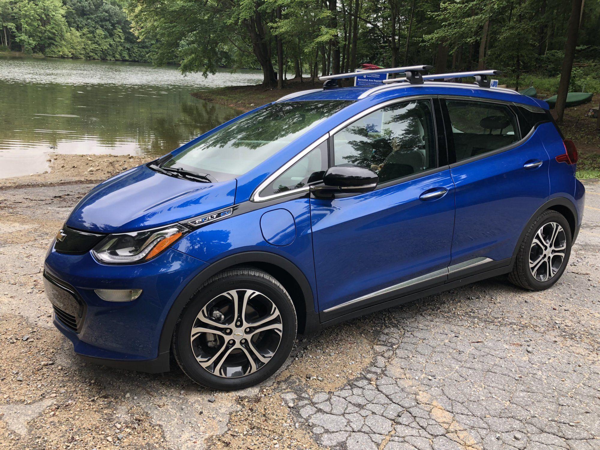Car Review Chevrolet Bolt Ev Quells Concerns About Electric Cars
