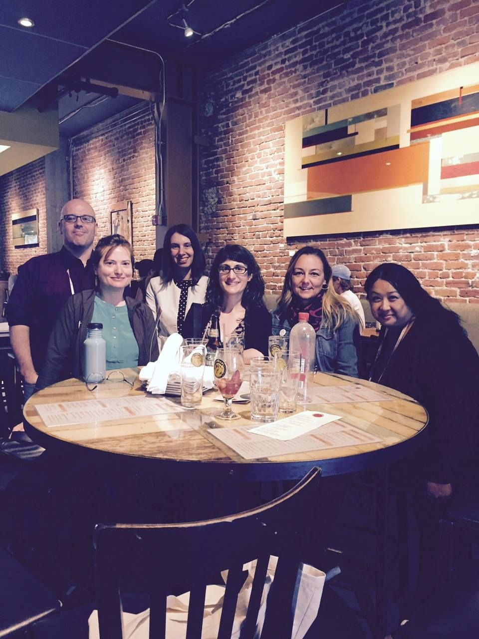 SJSU iSchool ALA Student Chapter meetup in San Francisco