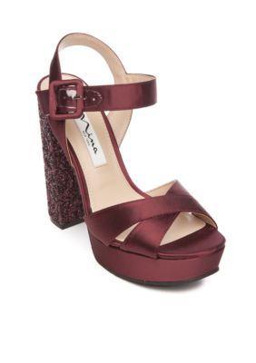 9907a522d5 Nina Women's Savita Platform Sandal - Dark Wine - 5.5M | Products ...
