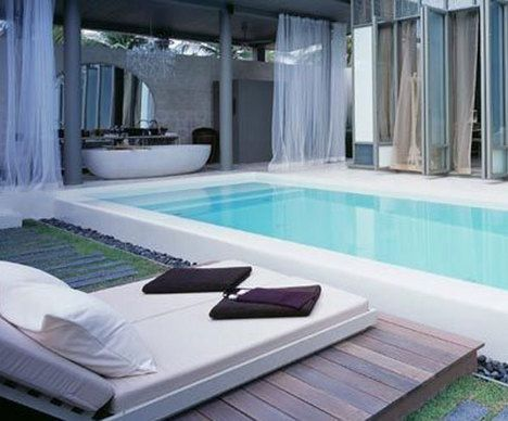Pool of tranquility