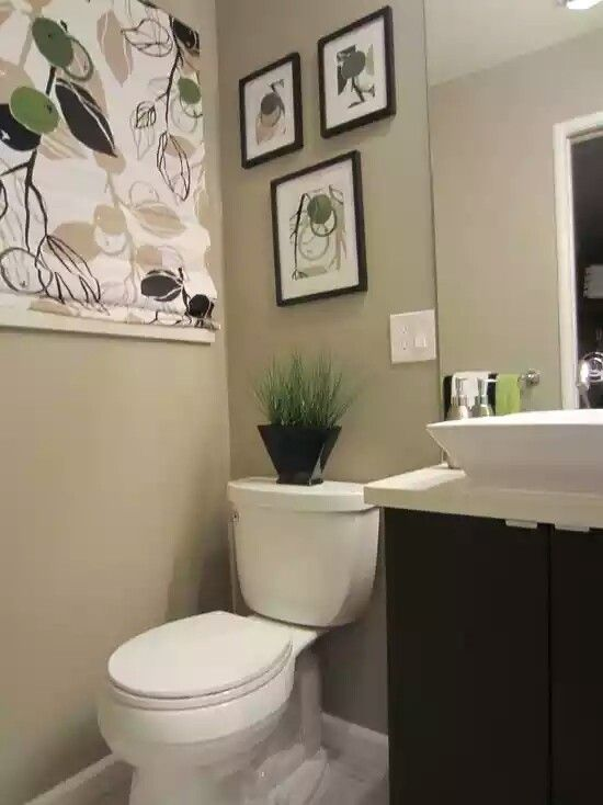 Downstairs toilet ideas   Banyo   Pinterest   Downstairs toilet and ...