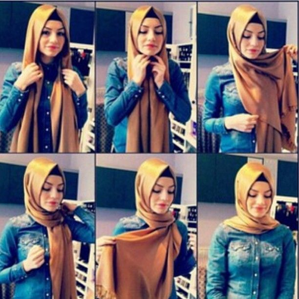 Hijab tutorial. Because Bavneet isn't great at explaining things.
