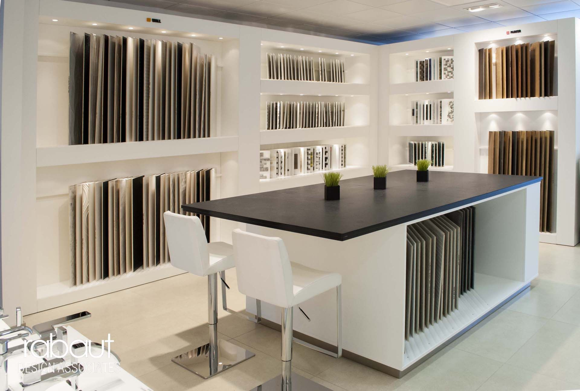 Porcelanosa Kitchen Cabinets Porcelanosa Showroom By Rabaut Design Associates Porcelanosa