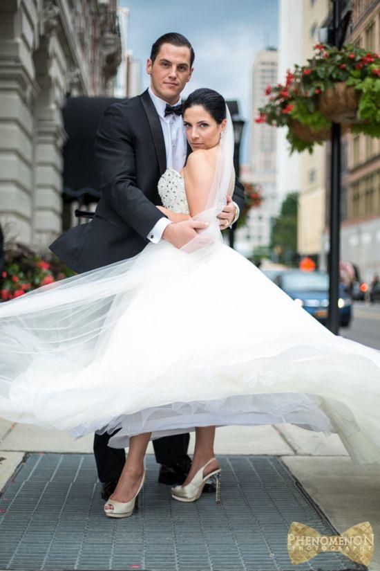Buffalo Wedding Photography Lafayette Hotel Phenomenon Photographers HDR Buffalove