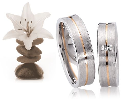 Gerstner wedding rings/ Available at all Palenque stores.