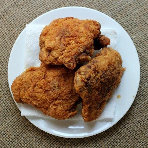 Cookistry: Pressure-Fried Chicken