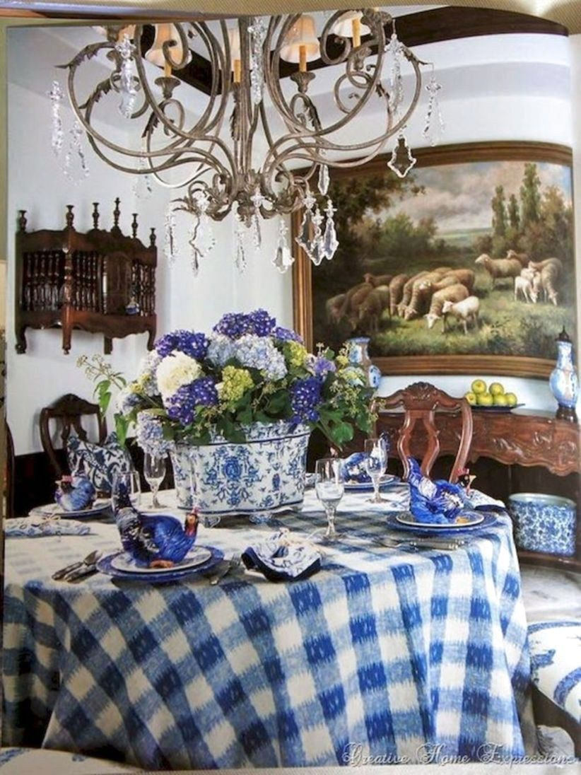 Photo of 45+ AMAZING ELEGAN FRENCH COUNTRY DINING ROOM DESIGN IDEAS