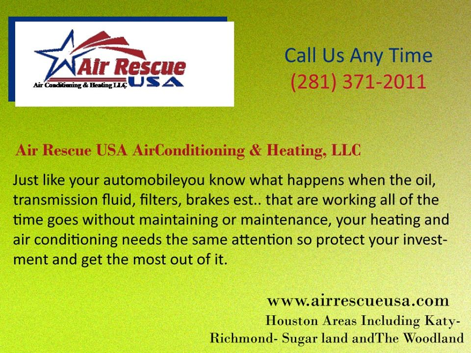 Air Conditioning Repair Services In Houston Tx Hvac Contractor