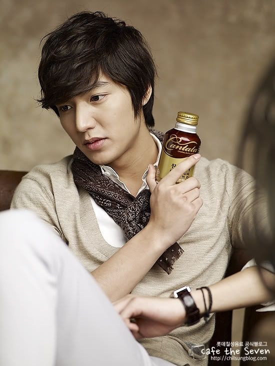 Lee Min Ho for Cantata.