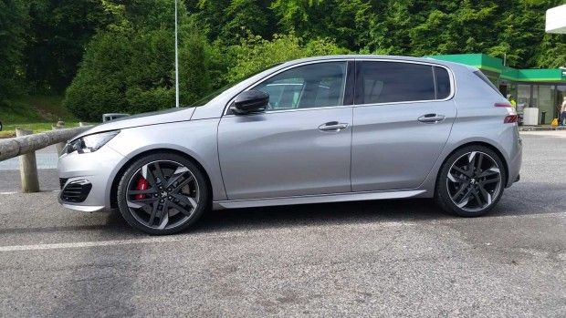 Release Peugeot 308 Gti Review Side View Model Peugeot Best New