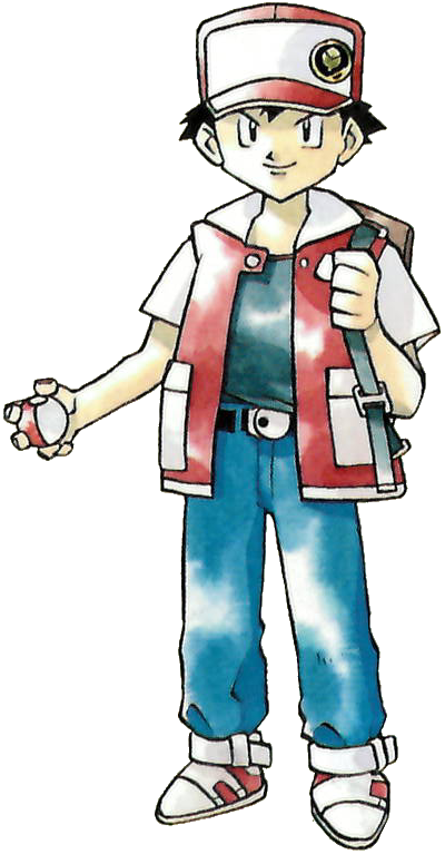 Red Game Bulbapedia The Community Driven Pokemon Encyclopedia Pokemon Red Pokemon Blue Pokemon