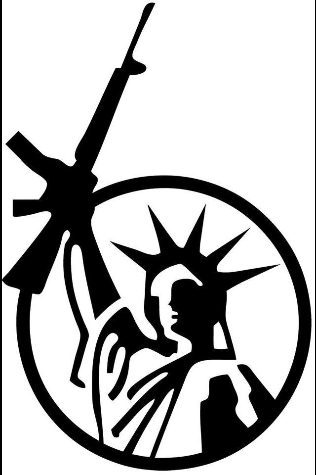 Statue Of Liberty Gun