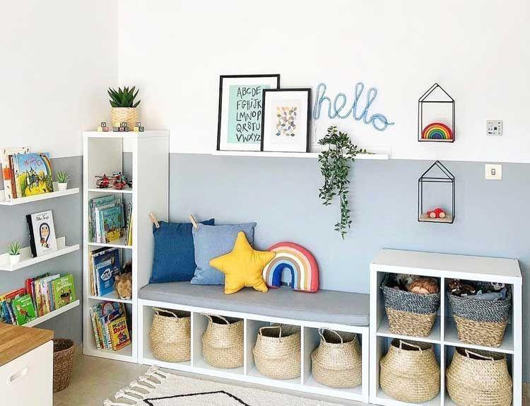 79 Best Toy Storage Ideas For Kids Room Organization 2020 Kids Room Organization Ikea Kids Bedroom Living Room Toy Storage