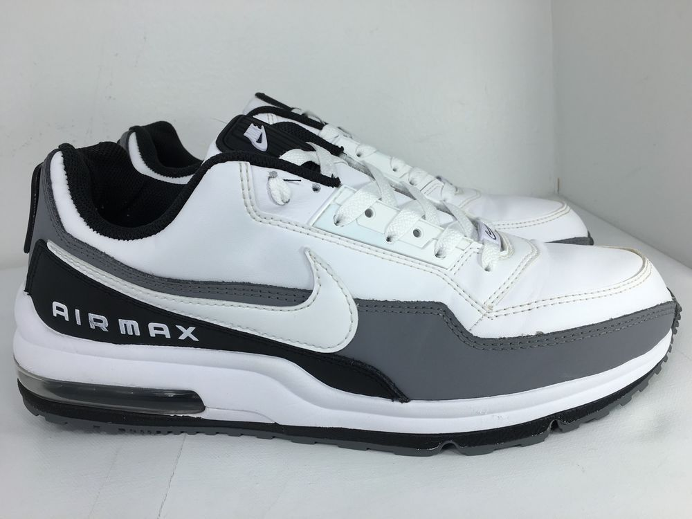 MEN'S NIKE AIR MAX LTD 3 687977 119 WHITEWHITE BLACK COOL