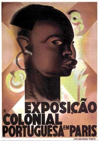Portuguese Colonial Exhibition in Paris