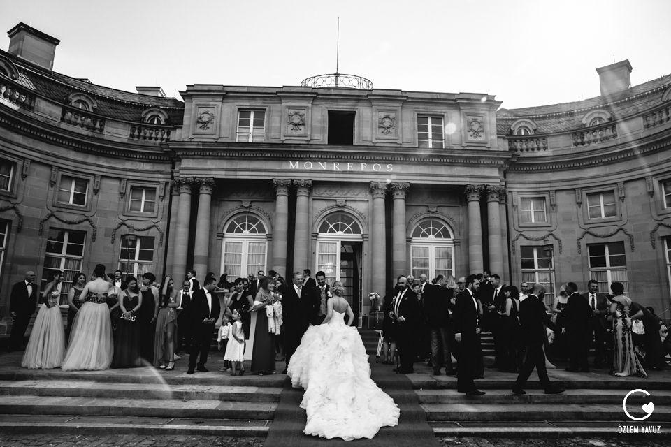 Schloss monrepos heiraten