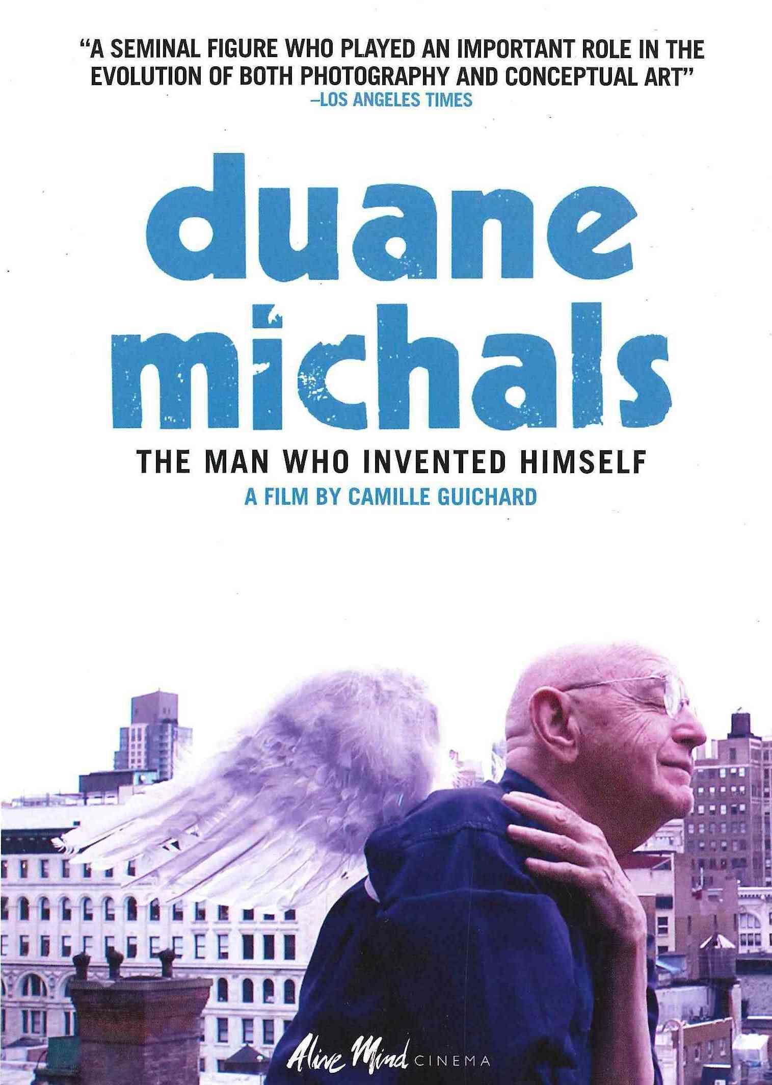 Duane michals the man who invented himself dvd for Who invented the mirror