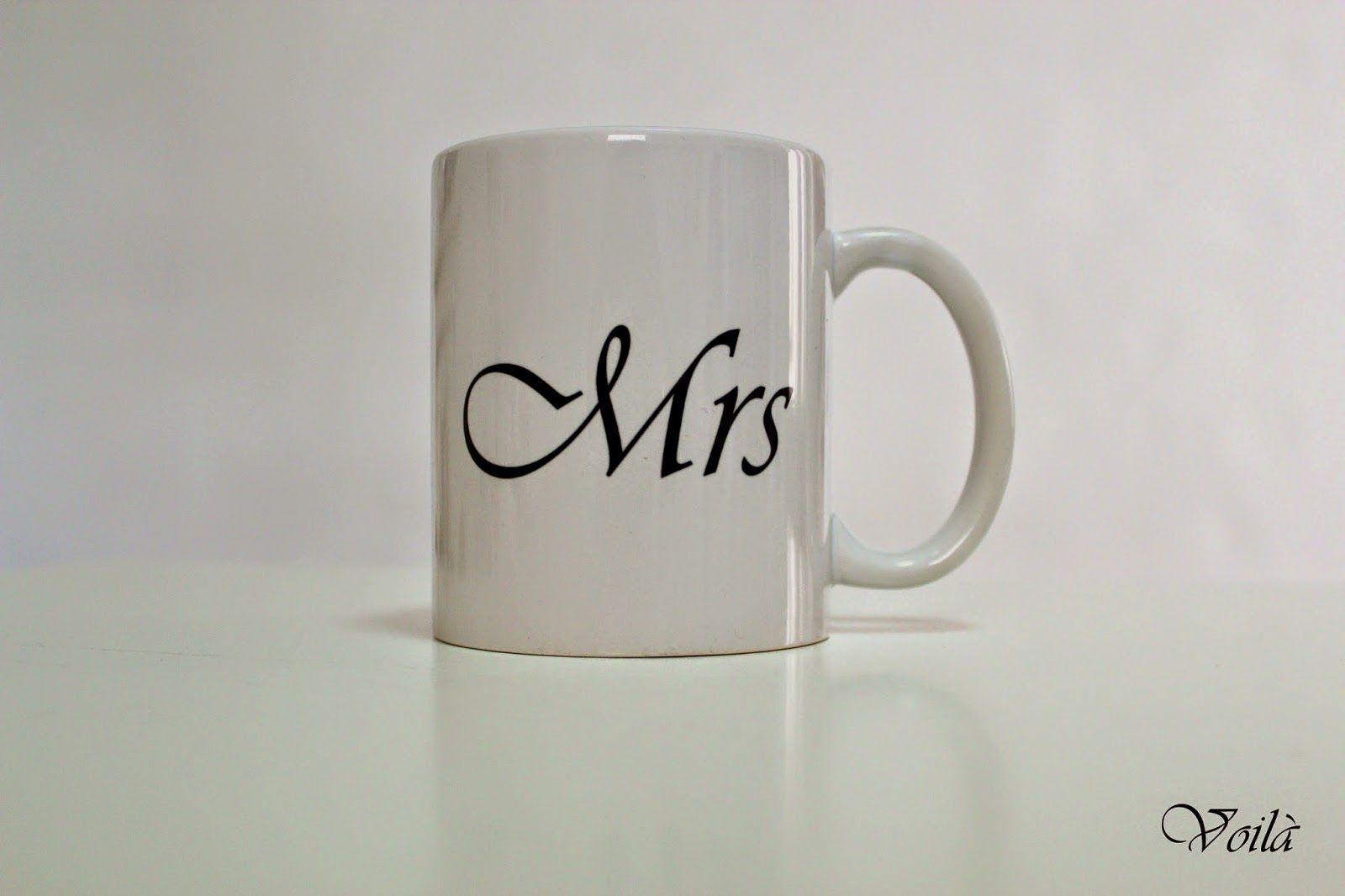 Da regalare o/e regalarti la My Mug è la novità di questa stagione!