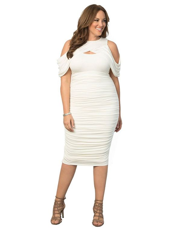 Plus Size White Club Dresses Dresses Pinterest Club Dresses