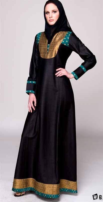 عبايات دبي 2015 صور عبايات 2015 خليجية سوداء اجمل عبايات خليجيه Kaftan Designs Abaya Fashion Abaya Designs