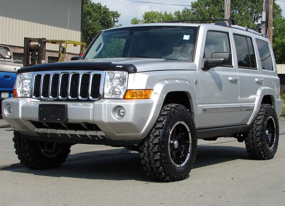 Lifted Jeep Comander Jeep Commander Pinterest Jeeps
