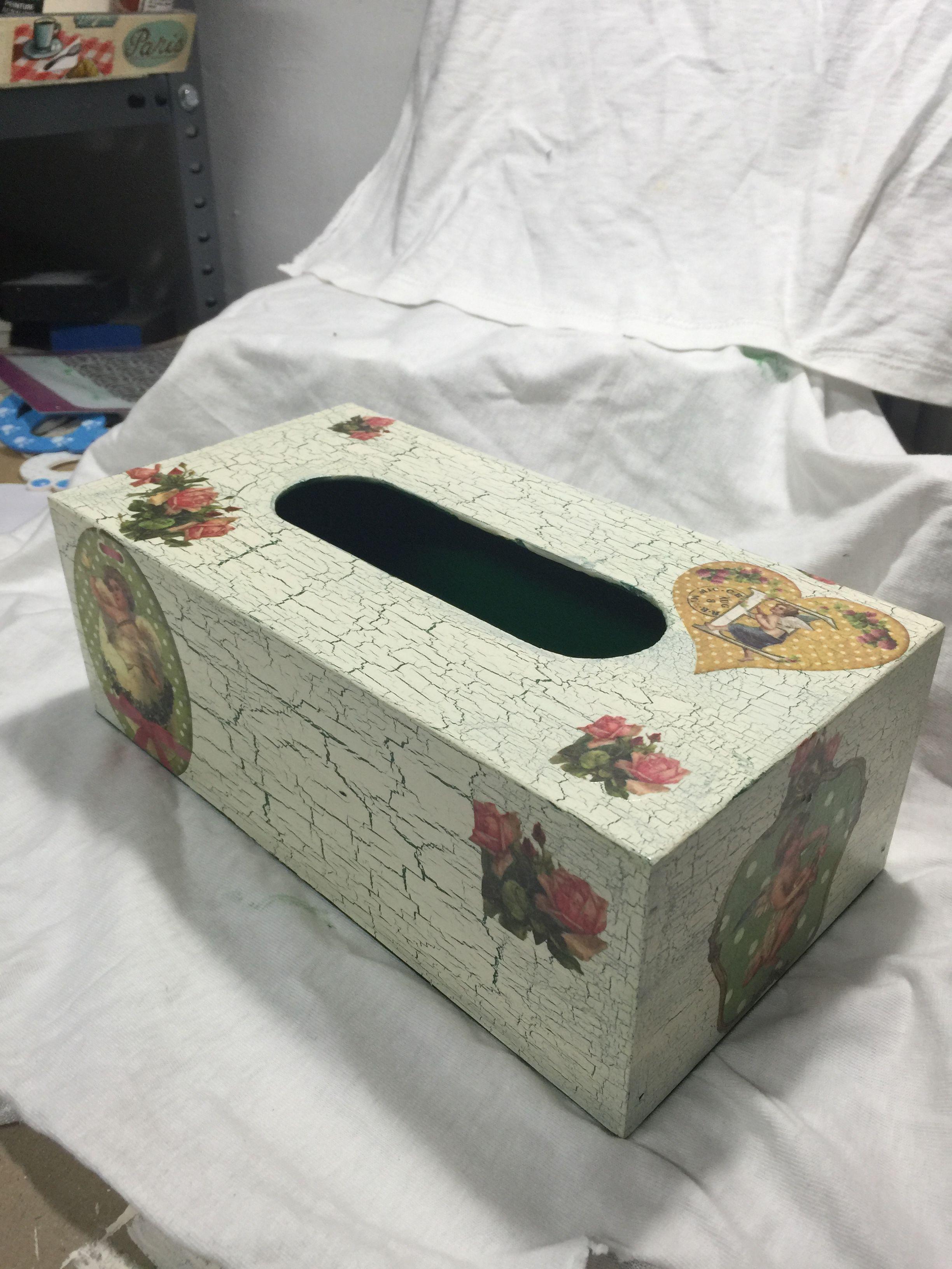 Cajas De Madera Decoradas Manualidades Diy Cajas De Cart N