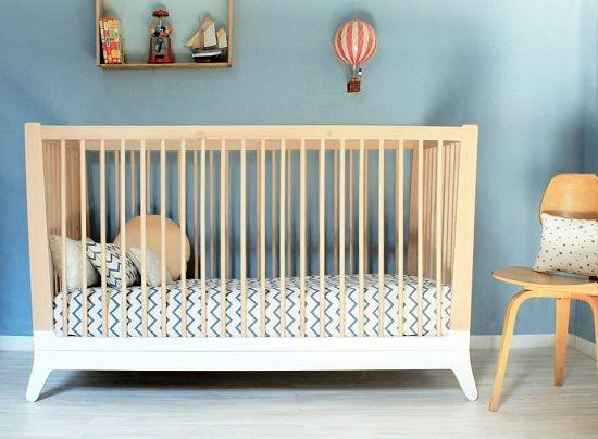 Pin de Eliana RuizG en Baby | Pinterest | Cunas bebe, Muebles bebe y ...