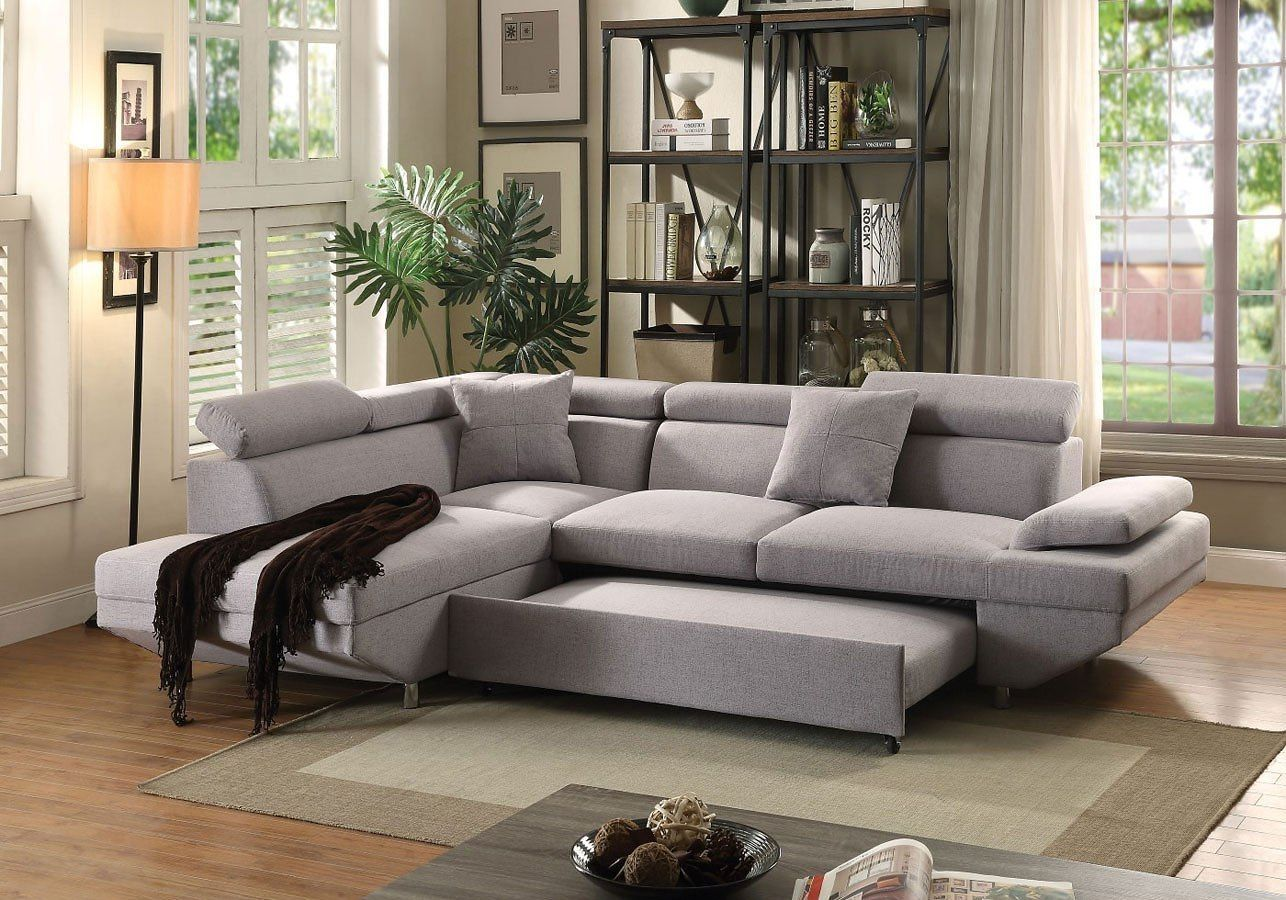 Jemima Left Chaise Sectional W Sleeper Sectional Sofa Sectional Sleeper Sofa Fabric Sectional Sofas