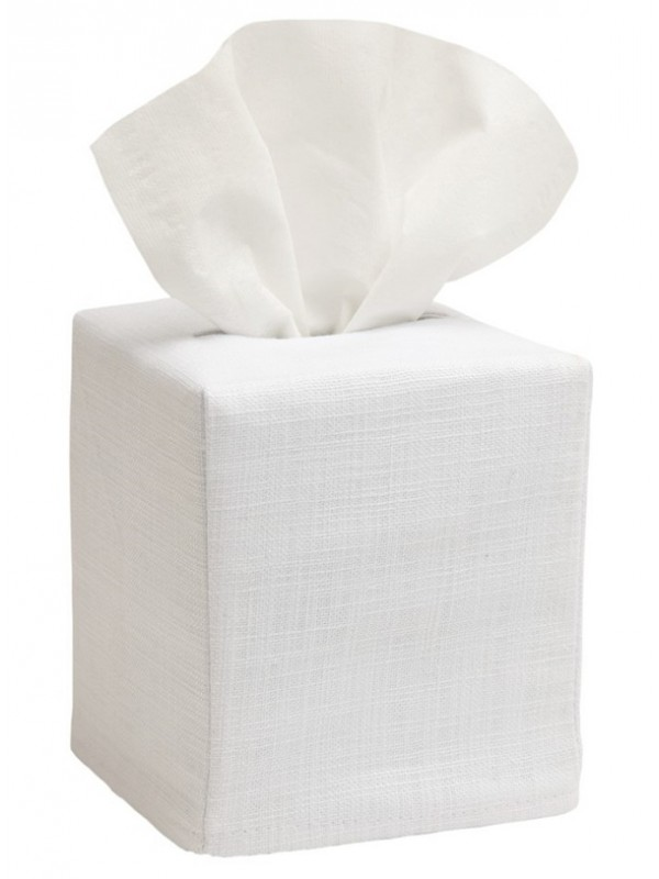 Plain White Tissue Box Covers Cute With Custom Embroidery Order For Someone Special Jacarandaliving Tissuebox Tissue Box Covers Tissue Boxes Covered Boxes