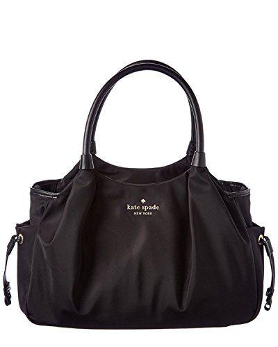 Kate Spade New York Watson Lane Stevie Baby Bag (Black) Handbags nZejyP