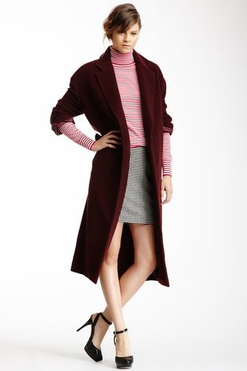 GANT By Michael Bastian Wool Robe Coat on HauteLook