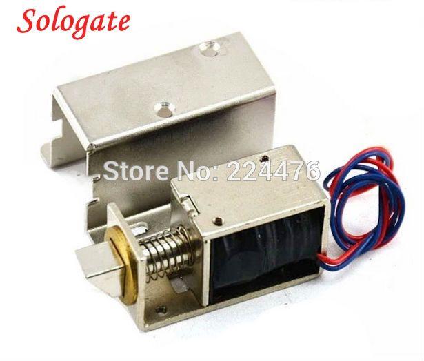 Electronic Door Lock12v 24v Small Electric Locks Cabinet Locks Drawer Small Electric Lock Rfid Access Control Access Control Electronic Door Locks Door Locks
