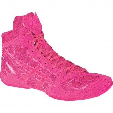 Pink Wrestling Shoes If Only I Could Be So Lucky Wrestling